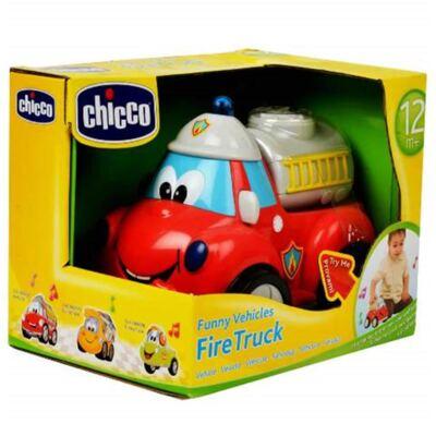 Imagem 3 do produto Caminhão Fire Truck - Funny Vehicles (12m+) - Chicco