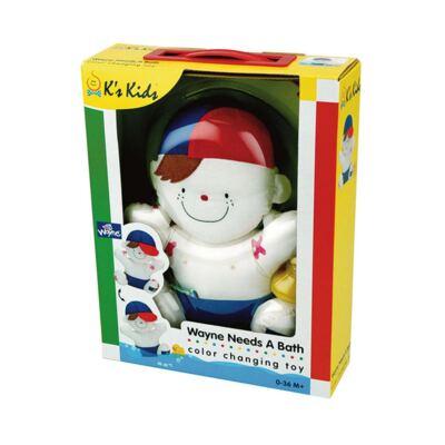 Imagem 1 do produto Brinquedo Wayne Hora do Banho (9m+) - K's Kids