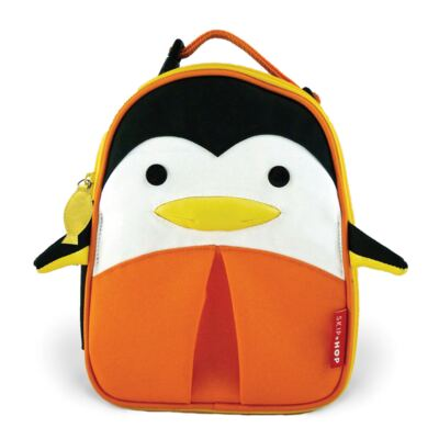 Imagem 1 do produto Lancheira Zoo Pinguim - Skip Hop