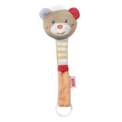 Imagem 1 do produto Prendedor de Chupeta Teddy - NUK
