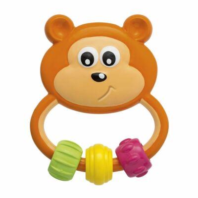 Imagem 1 do produto Chocalho Urso Pega Fácil - Baby Senses (3m+) - Chicco