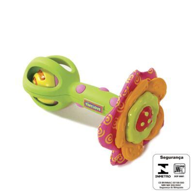 Imagem 2 do produto Chocalho Flower Power (0m+) - Tiny Love