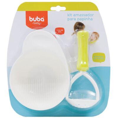 Imagem 1 do produto Kit Amassador para Papinha (0m+) - Buba
