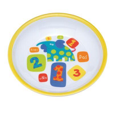 Imagem 1 do produto Prato Fundo Números (6m+) - Girotondo Baby