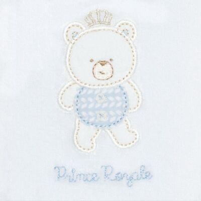 Imagem 2 do produto Babador atoalhado com bolsinho Urso Petit - Classic for Baby