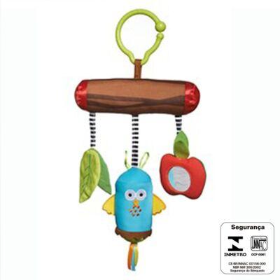 Imagem 2 do produto Mini Móbile Floresta com Sino dos Ventos (0m) - Tiny Love