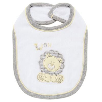 Imagem 1 do produto Babador para bebe atoalhado Nature Giraffe & Friends - Classic for Baby