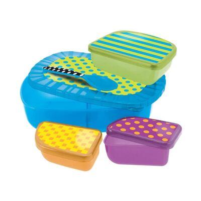 Imagem 1 do produto Kit Alimentação c/ 9 peças (9m+) - Sassy