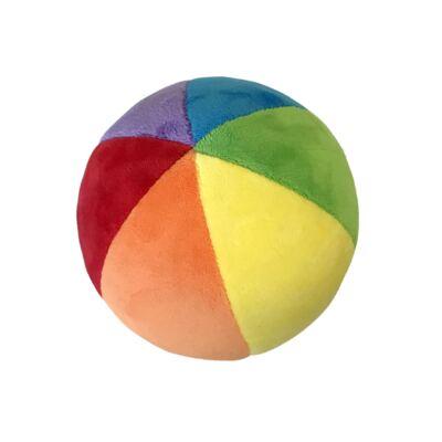 Imagem 1 do produto Bola Chocalho Colorida (3m+) - Buba