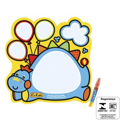 Imagem 4 do produto Kit para Desenho Aqua Doodle Boss no Zoo (36m+)- K's Kids