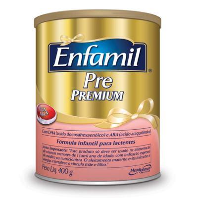 Imagem 1 do produto Enfamil Pré Premium lata 400 gr - Mead Johnson