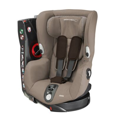 Cadeira Axiss Earth Brown (12m+) - Bébé Confort