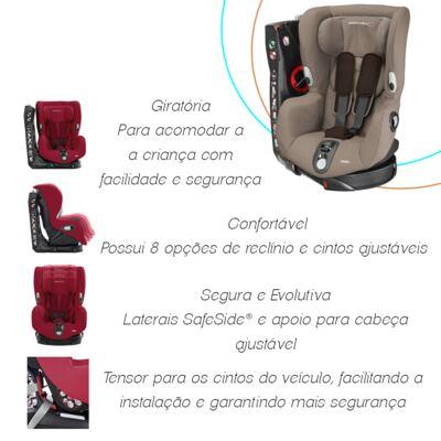 Imagem 8 do produto Cadeira Axiss Earth Brown (12m+) - Bébé Confort