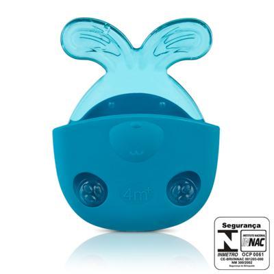 Imagem 5 do produto Mordedor Massage & Relax Rabbit Blue (4m+) - NUK