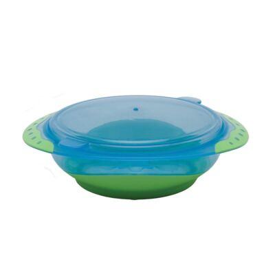 Imagem 1 do produto Tigela com Tampa Verde/Azul (4m+)- Girotondo Baby
