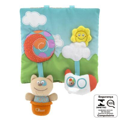 Imagem 5 do produto Painel 2 em 1 Happy Colors (0m+) - Chicco