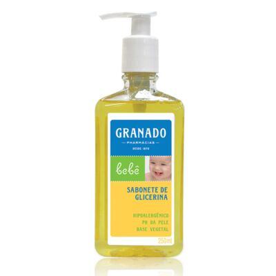 Imagem 4 do produto Necessaire Laço Caramel Marinho + Kit Granado Bebê - Classic For Baby Bags & Granado