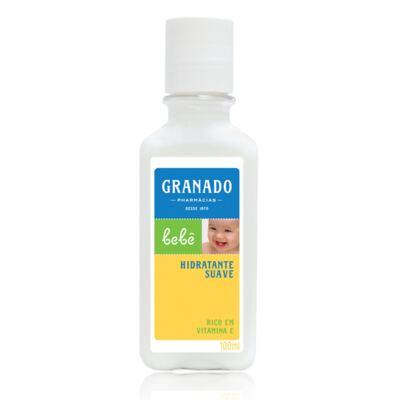 Imagem 6 do produto Necessaire Laço Caramel Marinho + Kit Granado Bebê - Classic For Baby Bags & Granado