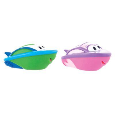 Imagem 1 do produto Barquinhos para banho Rosa e Verde (6m+) - Sassy