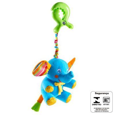 Imagem 2 do produto Chocalho treme-treme Elefante Eli (0m+) - Tiny Love