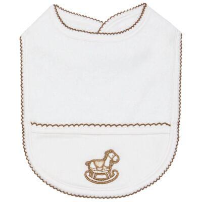 Imagem 1 do produto Babador atoalhado Baby Horse - Classic for Baby