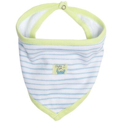 Imagem 4 do produto Pack Cute Crab : 02 Babadores Bandana para bebe em malha - Classic for Baby