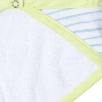 Imagem 5 do produto Pack Cute Crab : 02 Babadores Bandana para bebe em malha - Classic for Baby