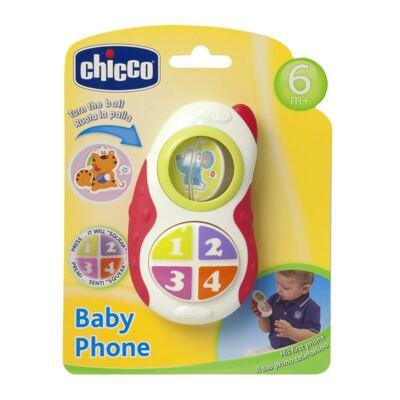 Imagem 1 do produto Telefone Baby Phone (6m+) - Chicco
