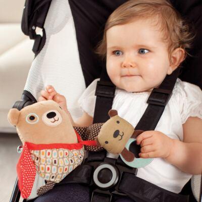 Imagem 4 do produto Pelúcia Mamãe Bebê Urso (6m+) - Skip Hop
