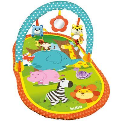 Imagem 1 do produto Tapete de Atividades para bebê Safari (3m+) - Buba