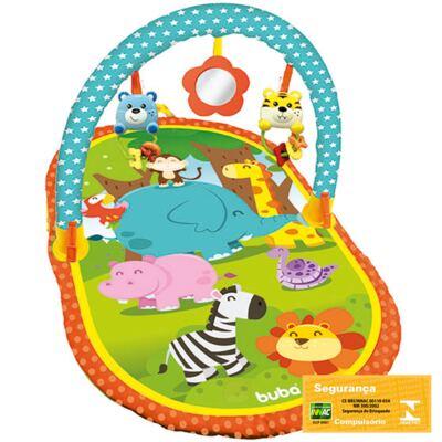 Imagem 2 do produto Tapete de Atividades para bebê Safari (3m+) - Buba