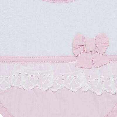 Imagem 2 do produto Babador para bebe atoalhado Adorable - Classic for Baby
