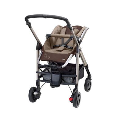 Imagem 3 do produto Carrinho de bebê New Loola Walnut Brown (0m+)  - Bébé Confort