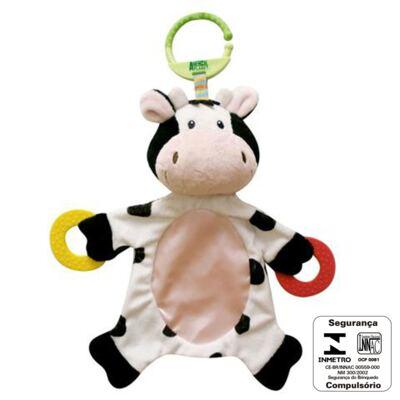 Imagem 1 do produto Chocalho Mordedor (0m+) Vaquinha - Animal Planet