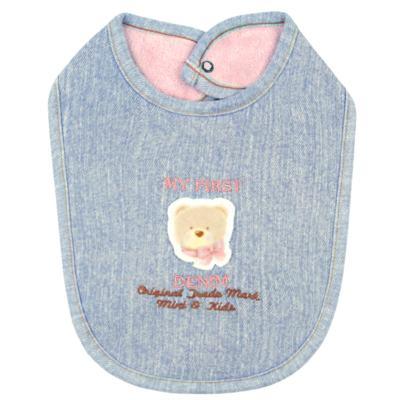 Imagem 1 do produto Babador em suedine My First Denim Girl - Classic for Baby