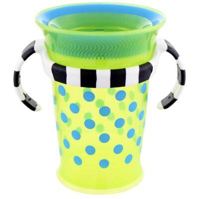 Imagem 1 do produto Copo Grow Up Pequeno Antivazamento Verde (9m+) - Sassy