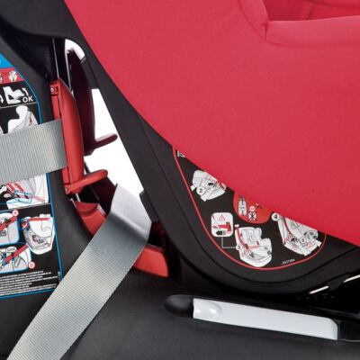 Imagem 4 do produto Cadeira Iseos Neo Plus Earth Brown (0m+) - Bébé Confort