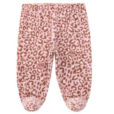 Imagem 5 do produto Body longo com Calça (mijão) e Colete para bebe Leopard Print - Grow Up - 01040056.121 CJ PG CUDDLE C/ COLETE ROSA BLUSH-P