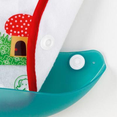 Imagem 2 do produto Babador para bebe Bee Fantasy (4m+) - Bébé Confort