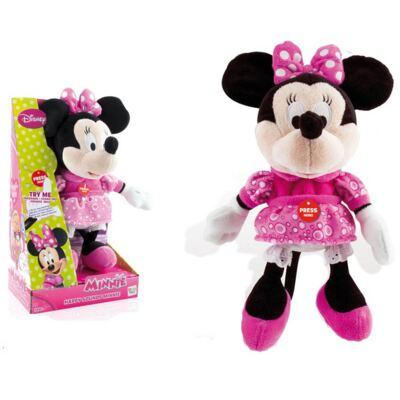 Imagem 1 do produto Pelúcia Disney - Minnie Happy Sounds Multikids - BR227