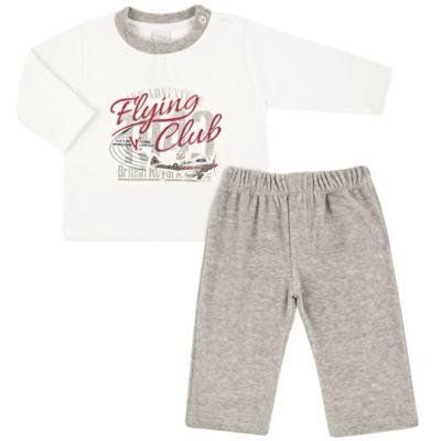 Imagem 1 do produto Blusão com Calça em plush Flight Club - Vicky Lipe - CLÁSSICO-G