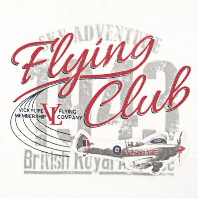 Imagem 3 do produto Blusão com Calça em plush Flight Club - Vicky Lipe - CLÁSSICO-M