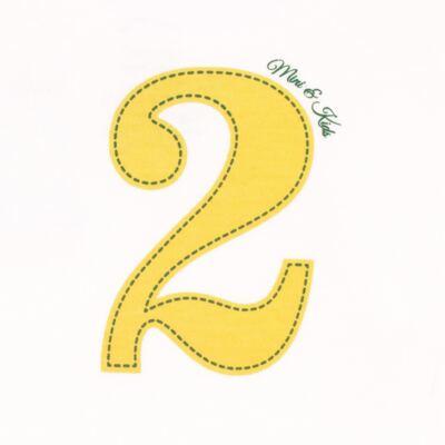 Imagem 6 do produto Body longo com Calça para bebe em Pima Cotton Supreme Brasil - Mini & Kids - CBBC334 BODY ML COM CALÇA SUEDINE BRASIL-M