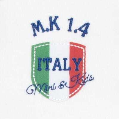 Imagem 3 do produto Body longo com Calça para bebe em Pima Cotton Supreme Itália - Mini & Kids - ITÁLIA-G