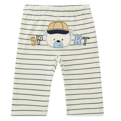 Imagem 4 do produto Body longo com Calça para bebe em algodão egípcio c/ jato de cerâmica e filtro solar fps 50 Sports - Mini & Kids - P