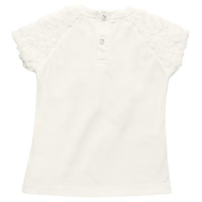 Imagem 3 do produto Blusa com Legging para bebe em cotton Ballerina Camelli - Charpey - WHITE -G
