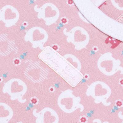 Imagem 2 do produto Banho de sol para bebe em suedine Little Cute - Vicky Lipe - M