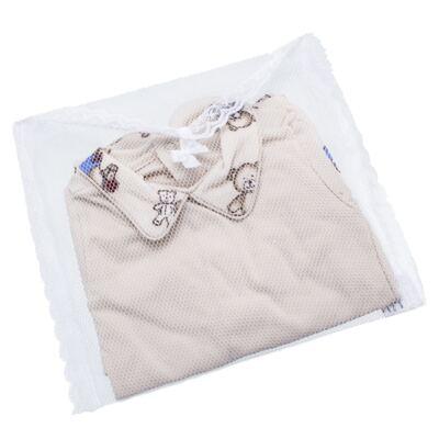 Imagem 7 do produto Body com Mijão em algodão egípcio Baby Toys - Roana - BM000887005 BODY C MIJAO 666 BEGE-RN