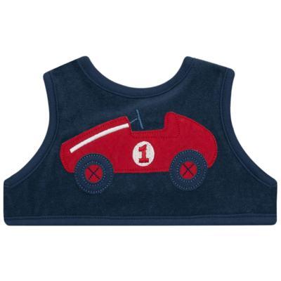 Imagem 1 do produto Babador de vestir atoalhado Little Car - Classic for Baby - BVE551 BABADOR DE VESTIR ATOALHADO-P