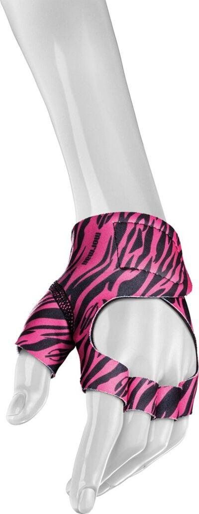 Imagem 2 do produto Luva Colors Zebra Pink Mormaii - P